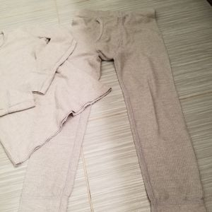 Fruit of the Loom Accessories - Kids Fruit of the Loom thermal underware Gray
